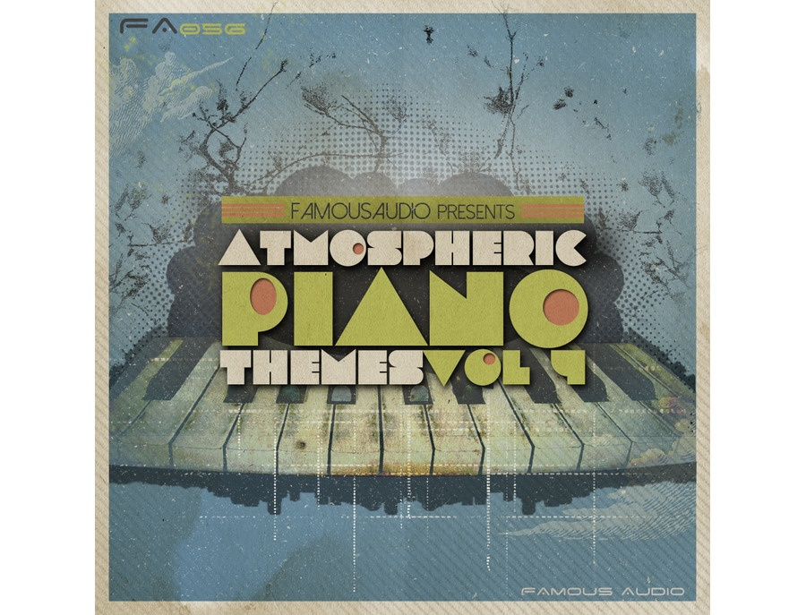 Famous Audio Atmospheric Piano Themes Vol 4