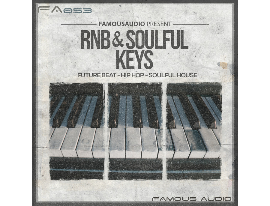 Famous Audio RnB & Soulful Keys