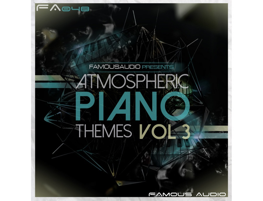 Famous Audio Atmospheric Piano Themes Vol 3