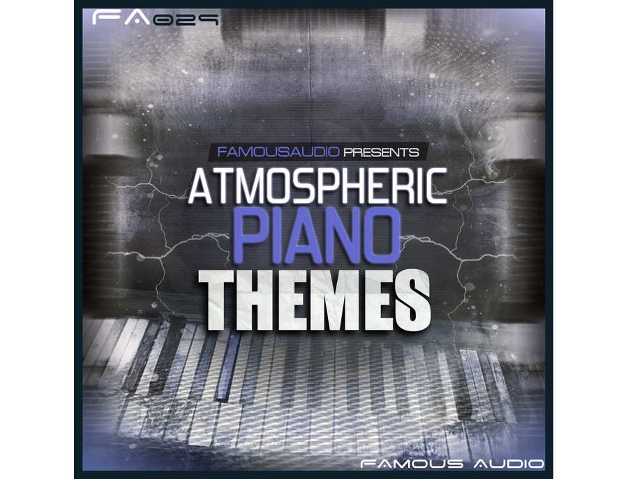 Famous Audio Atmospheric Piano Themes
