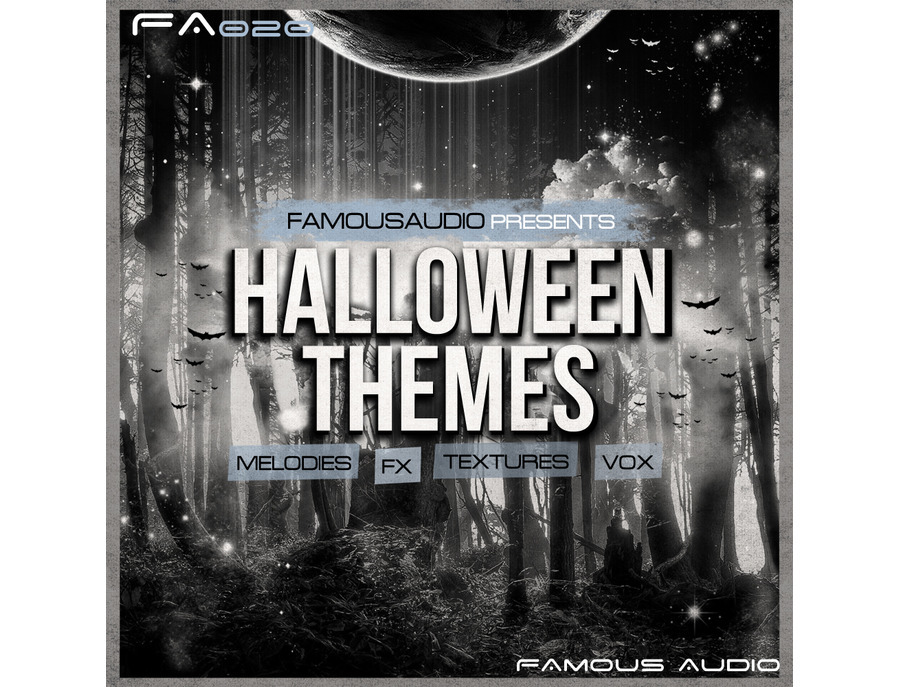 Famous Audio Halloween Themes
