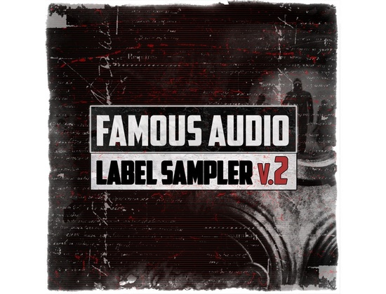 Famous Audio Label Sampler V.2