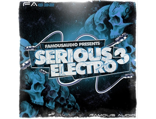 Famous Audio Serious Electro 3