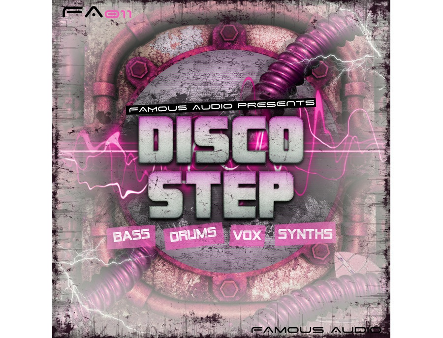 Famous Audio Discostep