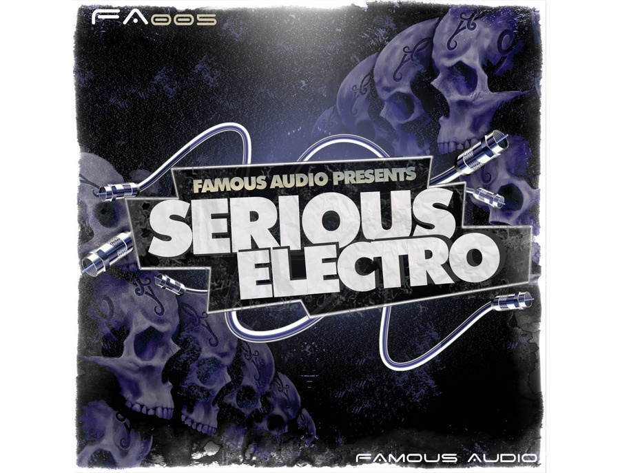 Famous Audio Serious Electro