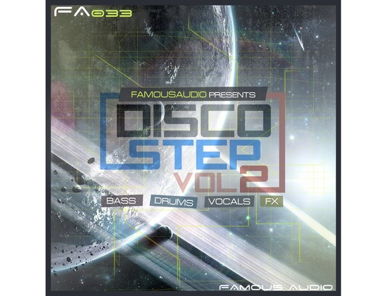 Famous Audio Discostep Vol. 2