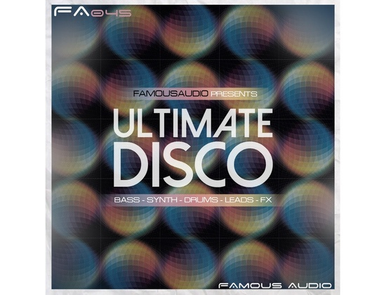 Famous Audio Ultimate Disco