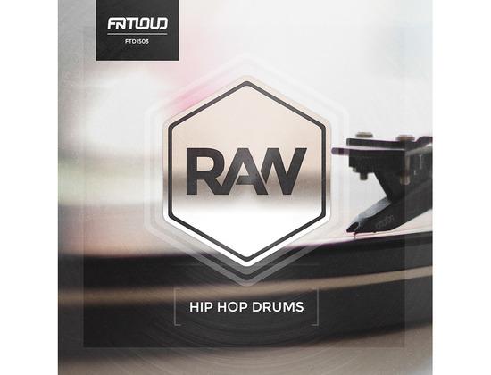 FatLoud Raw Hip Hop Drums