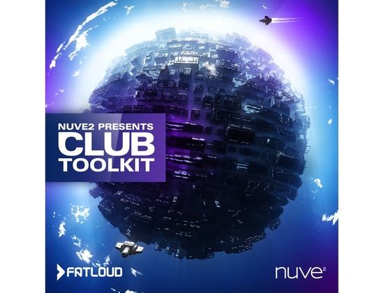 FatLoud Nuve2 Presents Club Tool Kit