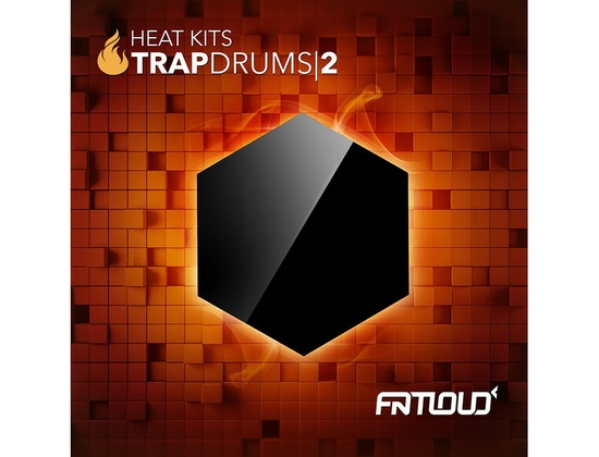 FatLoud Heat Kits Trap Drums 2