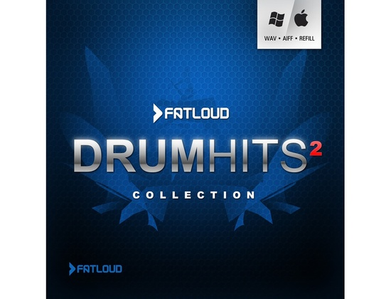 FatLoud Drum Hits Collection 2