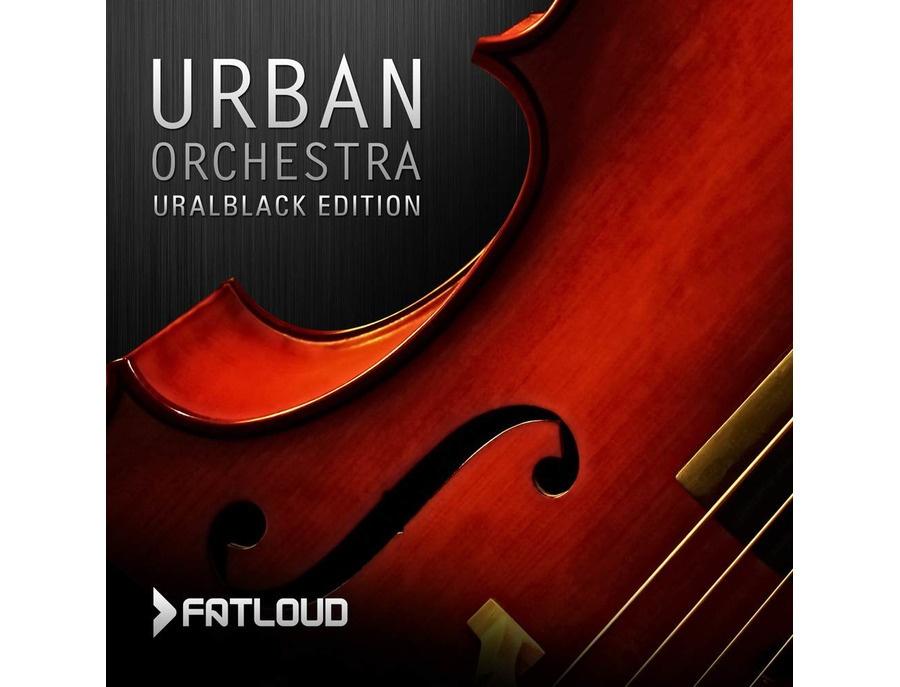 FatLoud Urban Orchestra - Uralblack Edition