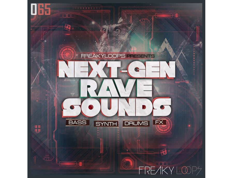 Freaky Loops Next-Gen Rave Sounds