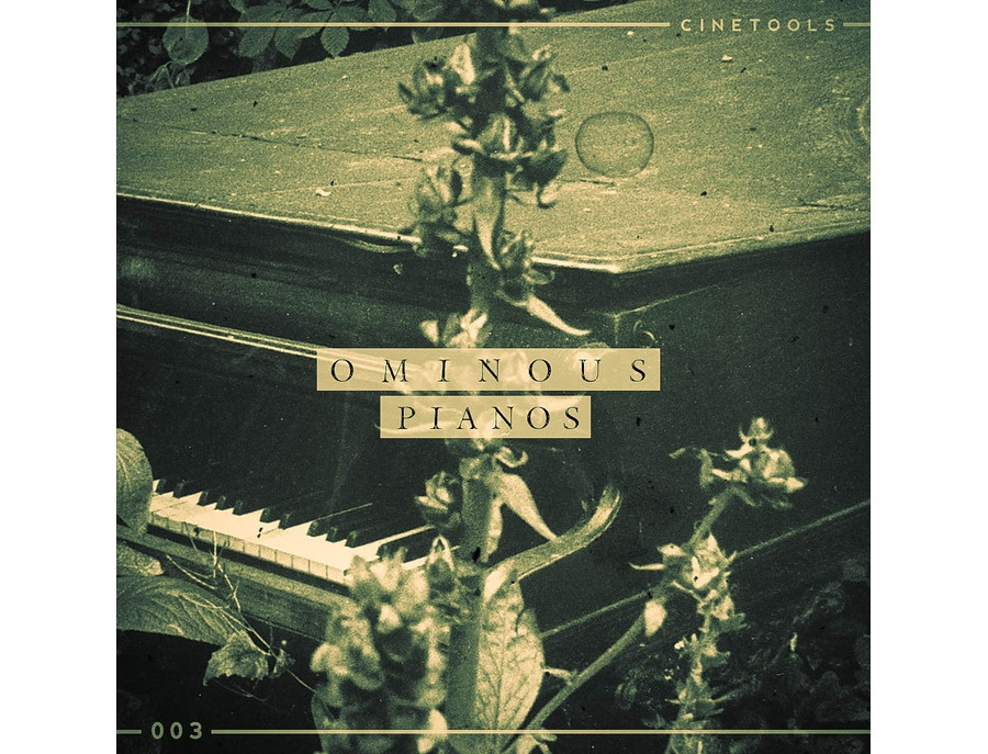 Freaky Loops Cinetools: Ominous Pianos