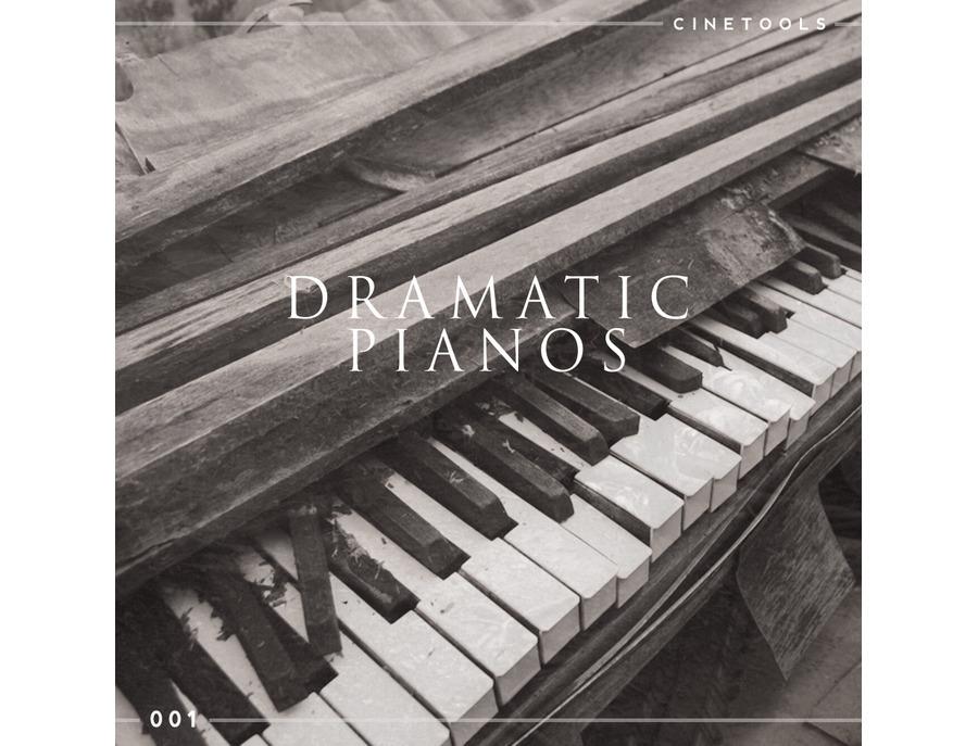 Freaky Loops Cinetools: Dramatic Pianos