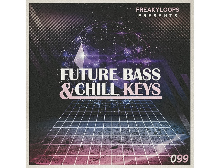 Freaky Loops Future Bass & Chill Keys