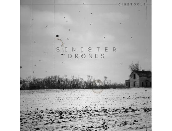 Freaky Loops Cinetools: Sinister Drones