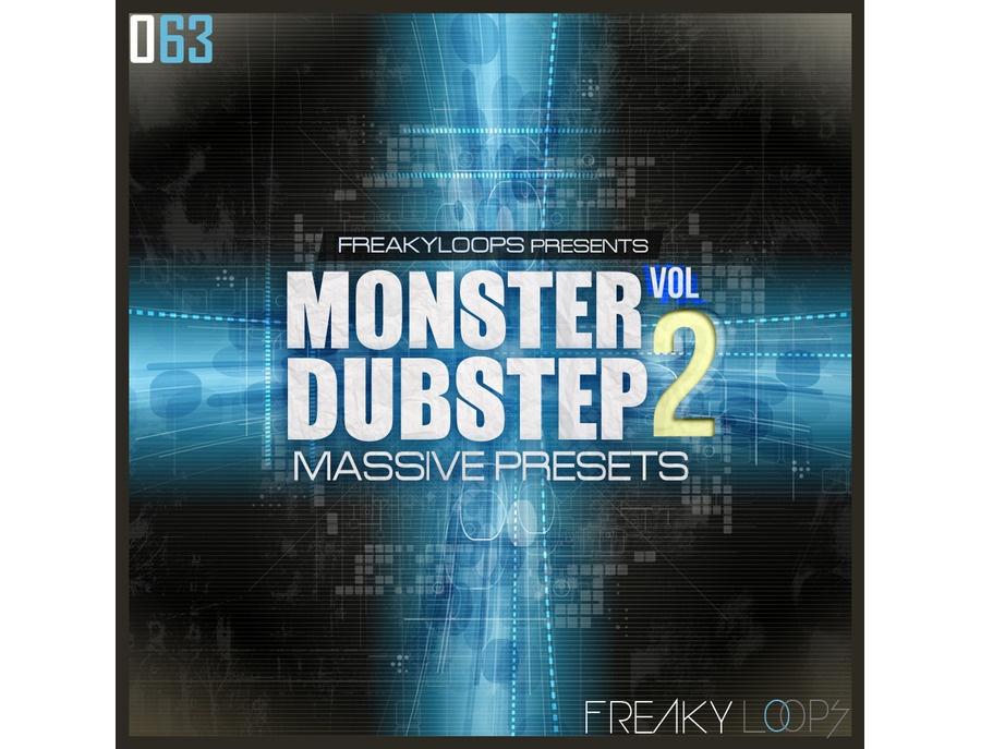 Freaky Loops Monster Dubstep - Massive Presets Vol. 2