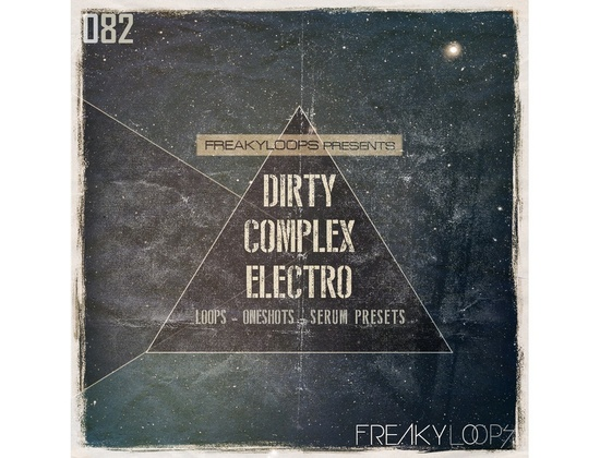 Freaky Loops Dirty Complex Electro
