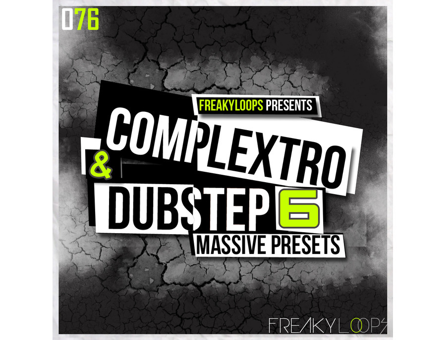 Freaky Loops Complextro & Dubstep Vol. 6 - Massive Presets
