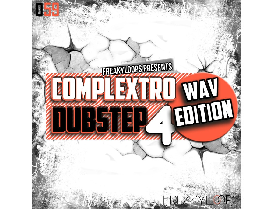 Freaky Loops Complextro & Dubstep - WAV Edition 4