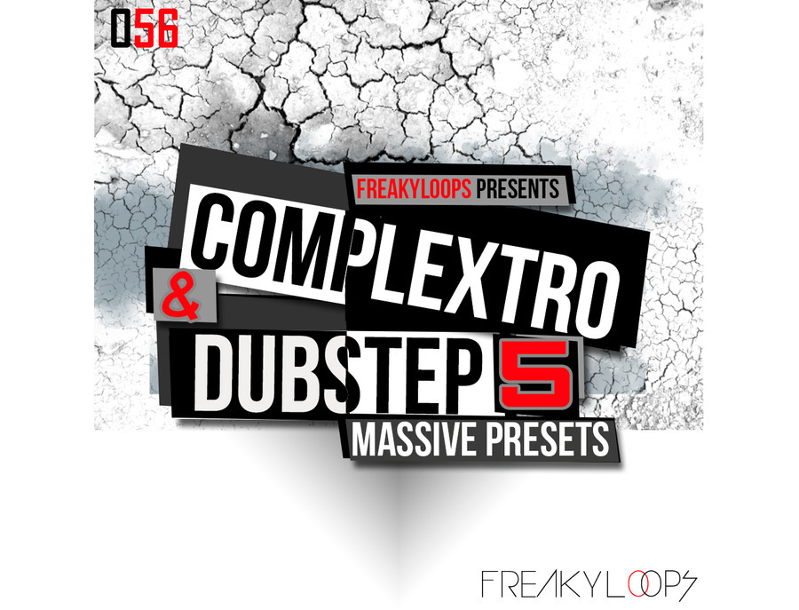 Freaky Loops Complextro & Dubstep Vol. 5 - Massive Presets