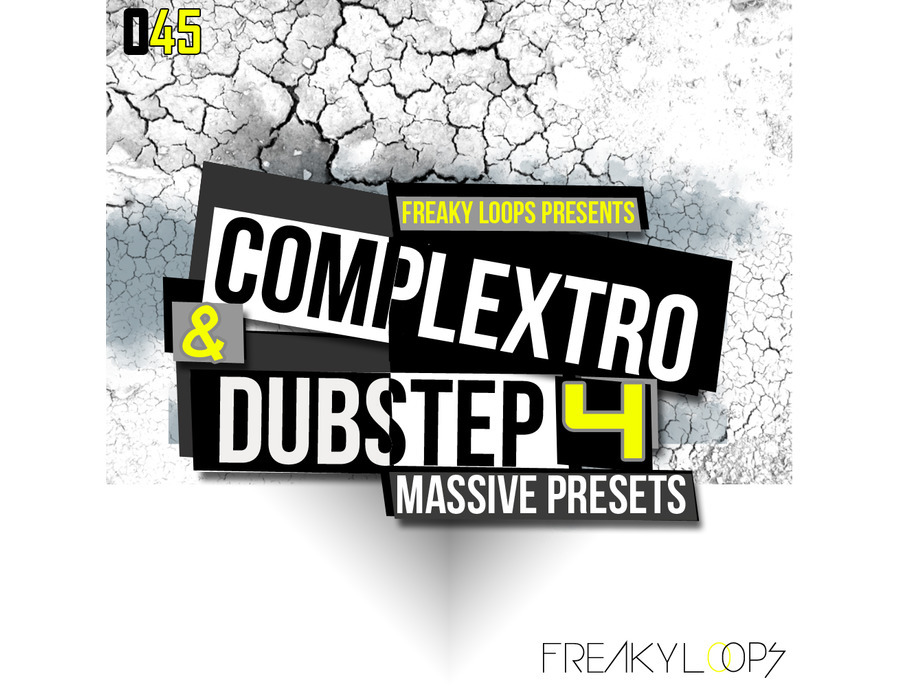 Freaky Loops Complextro & Dubstep Vol. 4 - Massive Presets