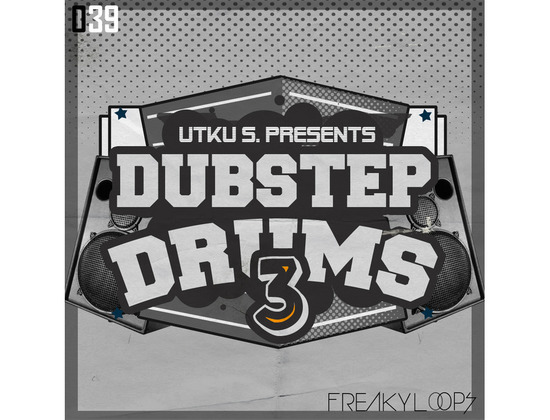 Freaky Loops Dubstep Drums 3