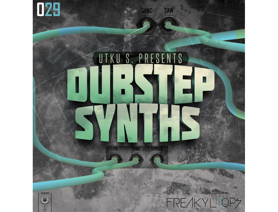 Freaky Loops Dubstep Synths