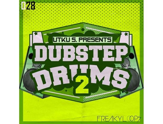Freaky Loops Dubstep Drums 2