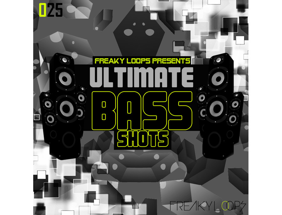 Freaky Loops Ultimate Bass Shots