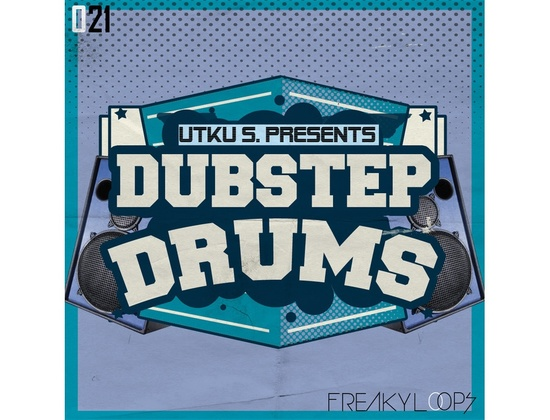 Freaky Loops Dubstep Drums