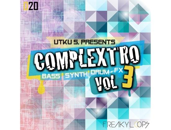 Freaky Loops Complextro Vol. 3