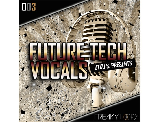 Freaky Loops Future Tech Vocals