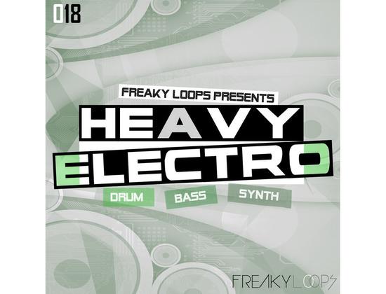 Freaky Loops Heavy Electro