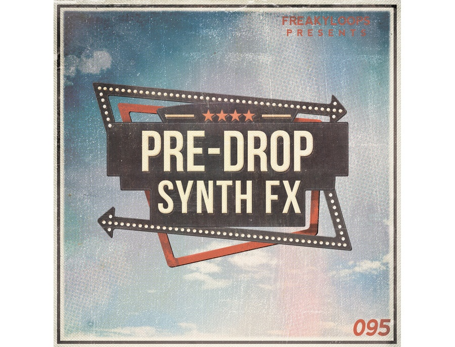 Freaky Loops Pre-Drop Synth FX