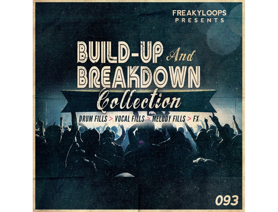 Freaky Loops Build-Up & Breakdown Collection