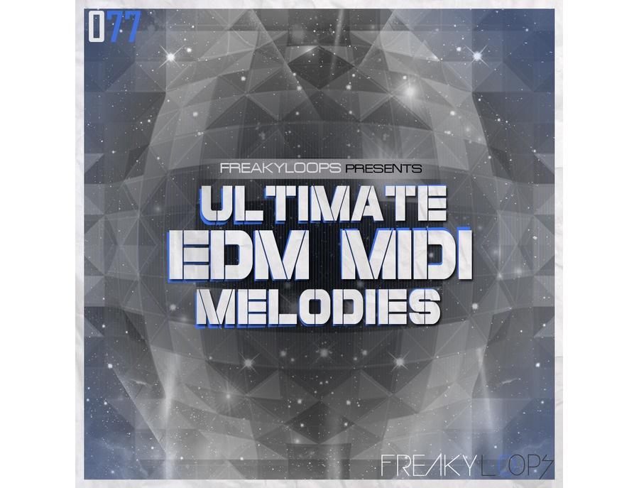 Freaky Loops Ultimate EDM MIDI Melodies