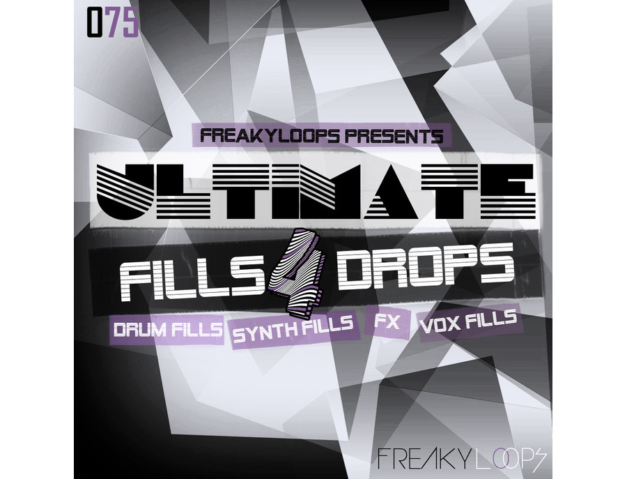 Freaky Loops Ultimate Fills & Drops Vol 4