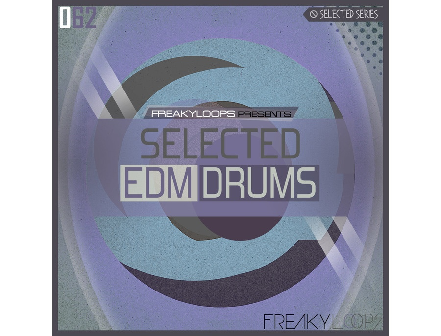 Freaky Loops Selected: EDM Drums