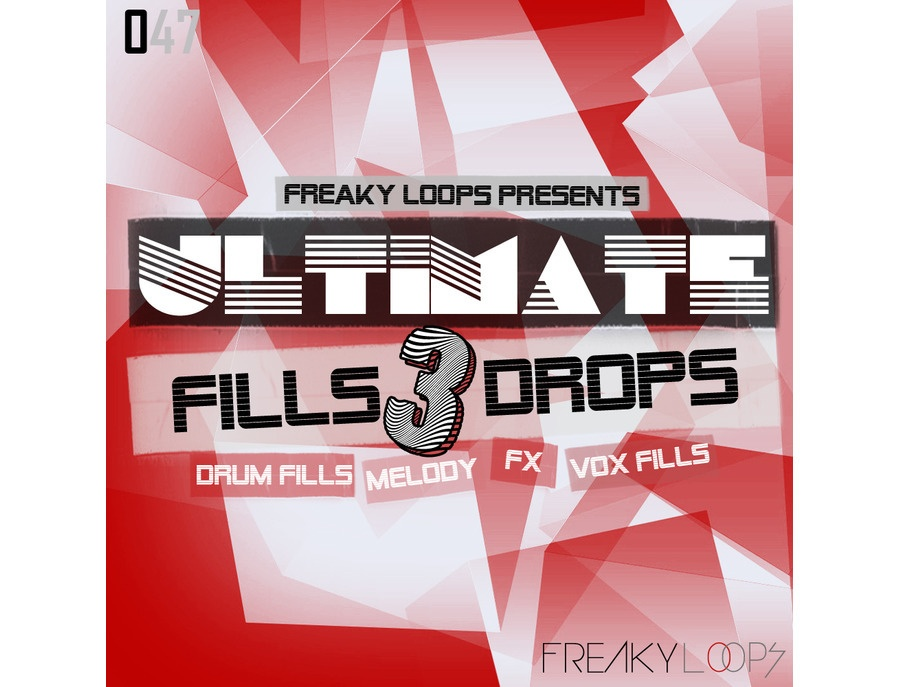 Freaky Loops Ultimate Fills & Drops Vol 3