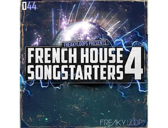 Freaky Loops French House Songstarters Vol.4