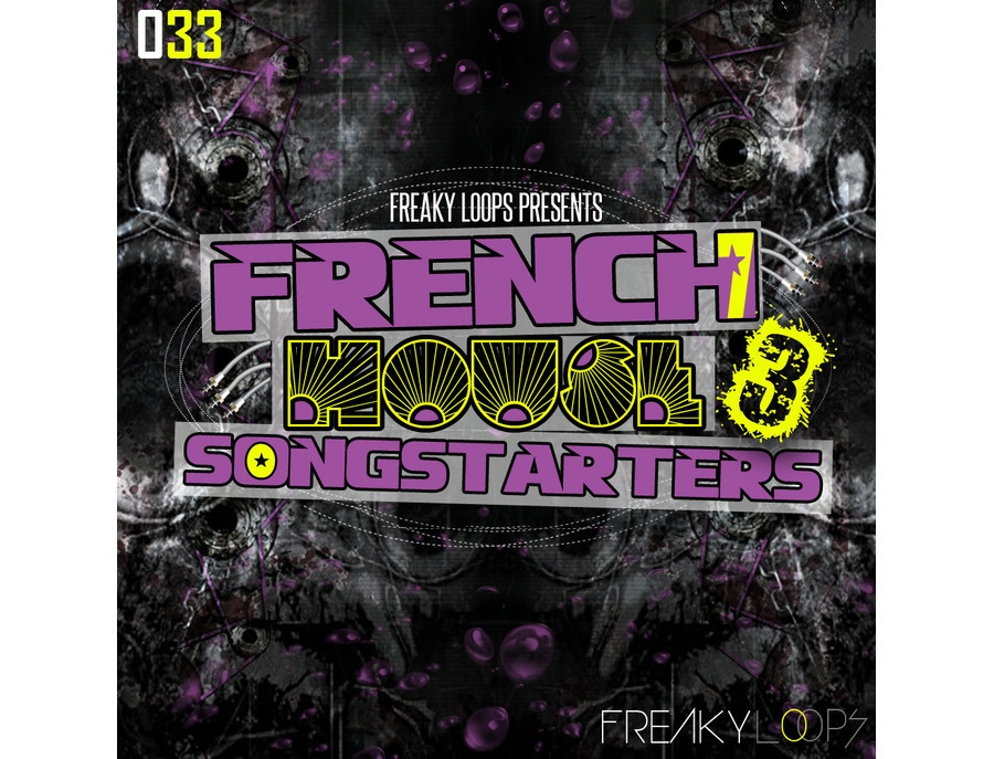 Freaky Loops French House Songstarters Vol.3