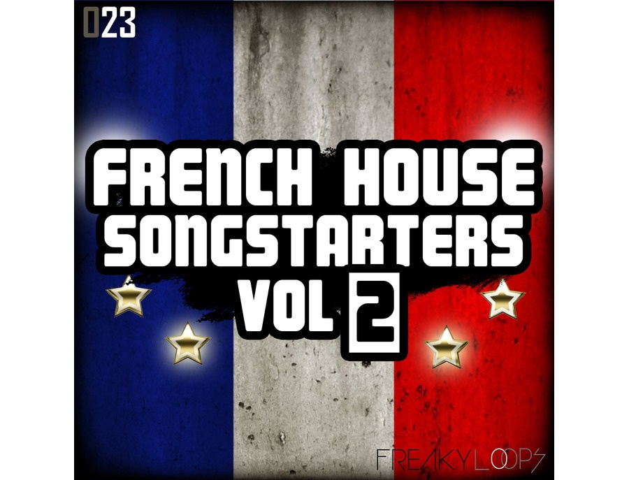 Freaky Loops French House Songstarters Vol. 2
