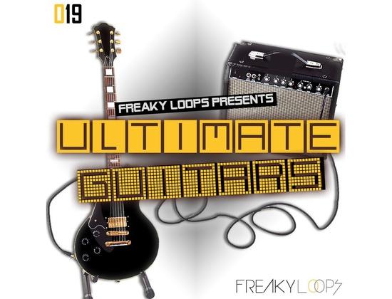 Freaky Loops Ultimate Guitars