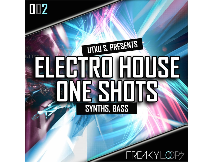 Freaky Loops Electro House One Shots