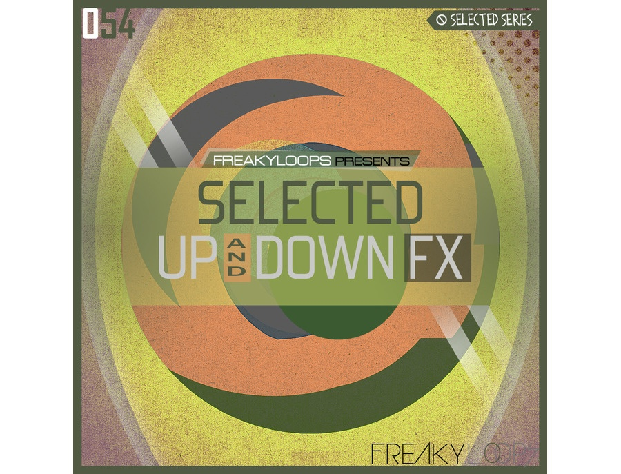 Freaky Loops Selected: Up And Down FX