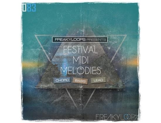 Freaky Loops Festival MIDI Melodies