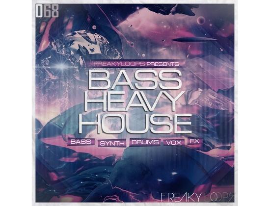 Freaky Loops Bass Heavy House
