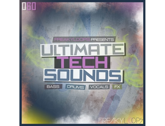 Freaky Loops Ultimate Tech Sounds